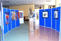 Klemboard / Klemboard Display Panels - Lightweight Display Boards Ideal for Schools, Exhibitions and Art Galleries