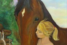 My art works / pinturas