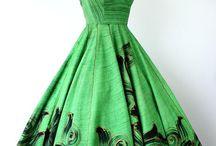 Vintage Fashion / Ideas