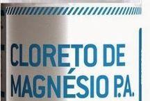 CLORETO DE MAGNESIO P.A