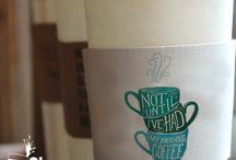 Coffee Sleeve Designs