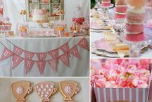 Twin bday party ideas!