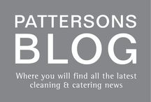 The Pattersons Blog / The one-stop-shop for all your latest Cleaning, Catering, Accommodation, and Welfare updates! From product reviews and updates, all the way to industry tips and advice from experts - you won't need to go anywhere else..