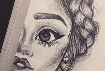 Inspiratie tekenen/schilderen