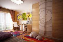 3. Interior Design - children's room / by Misha Kmps