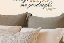 Sleep well / Bedroom