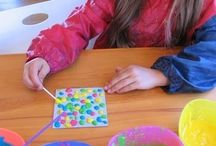 Kid Crafts / by DeLea Becker