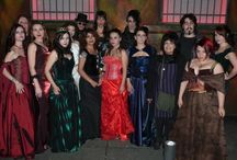 Fashionismo Vamp: Grupos