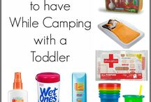 Family Camp Trip / by Brit Halladay
