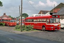 Berresfords and Stoniers Buses.