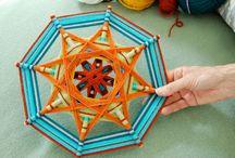 How To Weave a Complex Ojo de Dios