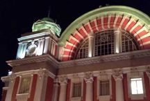 ■Osaka City Central Public Hall 大阪 中之島公会堂JAPAN●http://visitjapan.info ● / ■Osaka City Central Public Hall 大阪 中之島公会堂JAPAN●http://visitjapan.info