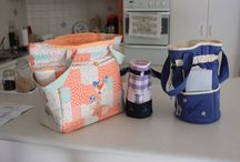 Sewing: Patchwork and scrap ideas