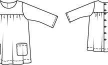 pattern couture enfant