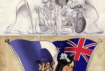 "WEDDING CARICATURES / 0412 463 471 ~ chriskelly@iprimus.com.au ~ FUN, FAST CARICATURES FOR YOUR SPECIAL DAY. Add a SPECIAL CARD for your guests to sign. Live caricatures for 35 years over 80 countries. A GREAT icebreaker! ONE OF AUSTRALIA'S FINEST ~ Melbourne based ~ Australia wide ……""Chris' work was a superb addition to our annual Deni Ute Muster. Incredible ability to make people of all ages laugh with his humour & fantastic live caricatures.  Highly recommended! Rick Crichton: Marketing Coordinator, GM Holden Ltd"