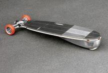 skate eletrico