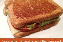Sandwiches / by Jayne Brantley