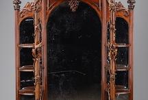 Antik/Antik hatású bútorok