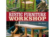 Salvaged Wood Resources / Resources for rustic wood crafts and furniture.