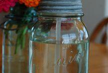 Mason Jar Dispenser