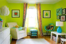 Home Decor- Nursery for the little Saltine / It's a Girl :)
