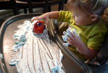 Toddler ideas / by Jennifer Russell