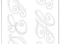 Filografi şablon