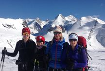 Ski Touring with Chilly Powder / Ski Touring trips around Chilly Powder. If you want us to organise a guide and a trip - just email info@chillypowder.com