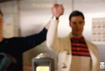 Klaine&CrissColfer (Darren&Chris)