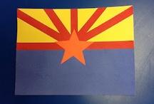 Arizona - Desert and State Symbols