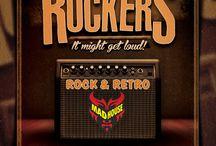 Rock & Retro Wednesdays