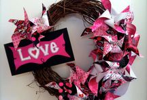 Valentines day decor/gifts / by Tamara Aday