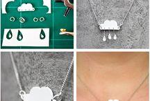 Jewelry - DIY, Shrink Plastic etc.