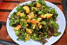 Salads / by Amanda Hickam