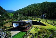 Интересные дома / Самые интересные дома, созданные дизайнерами и архитекторами разных стран