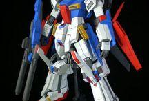 ZZeta Gundam