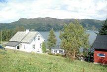 Tynnaknuten / About the farm, the people at Tynnaknuten, Rovde, Norwegian.