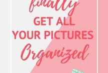 Photo storage idea