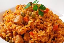 risoto de arroz integral
