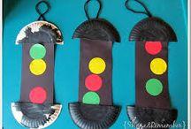 Kindergarten Arts and Crafts