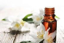 Essential Oils / We carry a wide range of pure essential oils. We make our own blends, and can also custom blend to fit your needs. Here's some information to help you pick the right oils for you!