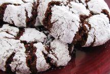 Chocolatecrisp Cookies