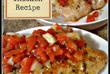 Healthy meals / Good and healthy meal ideas for breakfast, dinner or lunch