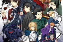 Fate/zero & fate/Stay night