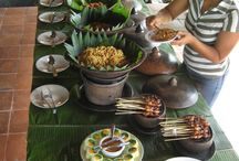 Indonesia traditional rest