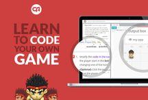Code / by Pamela Lee