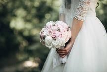 bride bouquets / wedding Romania