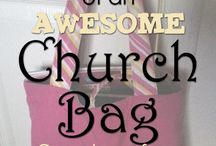 Church bag