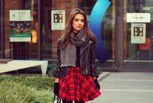 Dressed & skirted