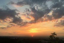 Sunrise& sunset